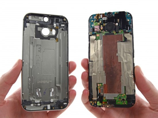 HTC One Tear Down
