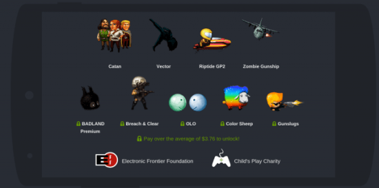 Humble Mobile Bundle 4 - added games