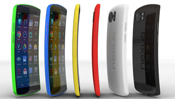 Nexus 6 Concept from Gizmodo.de