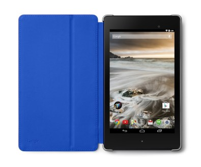 Nexus 7 Premium Case Grey Blue 1