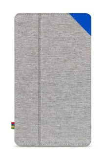Nexus 7 Premium Case Grey Blue 2