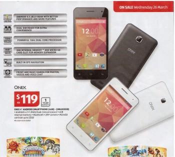Onix Mobile Phone