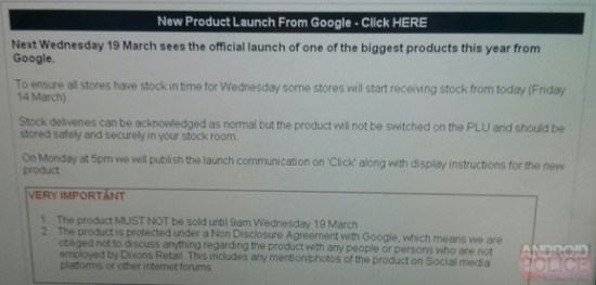 UK Chromecast Launch