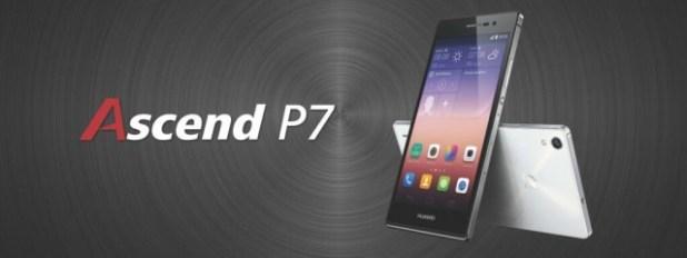 Huawei - Ascend P7 Press