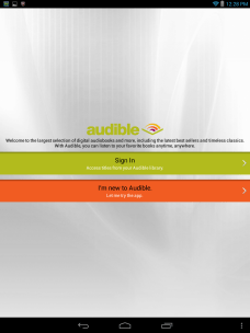 Audible App