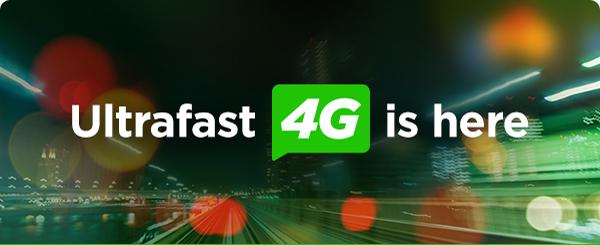 Yatango 4G
