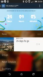 Countdown to Brazil