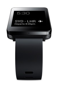 G Watch Black 5