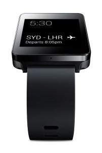 G Watch Black 5