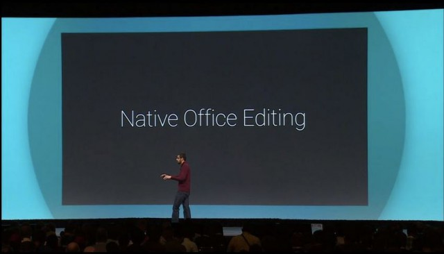 Native Office Editing