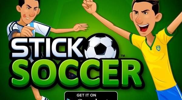 stick sports releases stick soccer to google play ausdroid. Black Bedroom Furniture Sets. Home Design Ideas