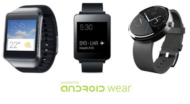 Android Wear is about to start shipping