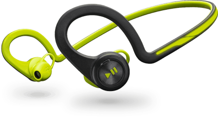 Plantronics Back Beat Fit - Green