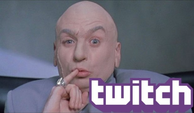 Twitch 1 BILLON Dollars