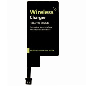 Qi Wireless Charging Receiver Card for HTC One Mini M4 2013