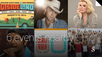 Nearby Events