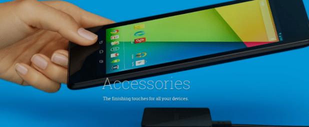 Nexus Accessories