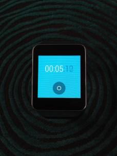 Google Stopwatch 2