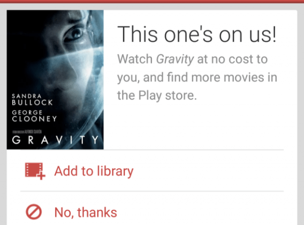 Gravity on Google Play