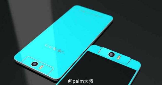 Oppo N3 - Blue
