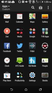 htc-one-e8-applist