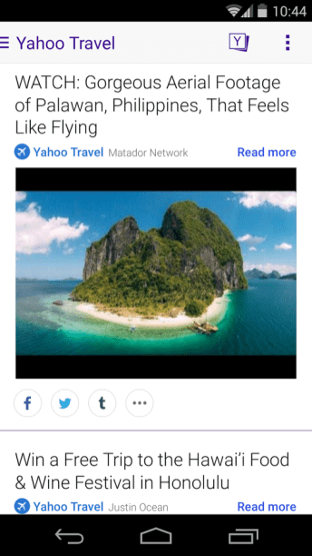 Yahoo Mail_Android 3