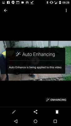 Auto-Enhancing
