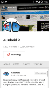 Ausdroid Home Page