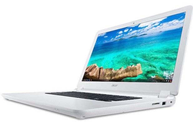 Acer - 15-inch Chromebook