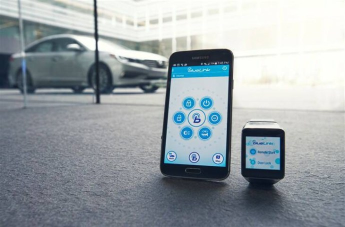 Blue Link Smartwatch