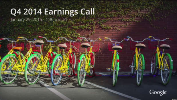 Q4 2014 Earnings Call