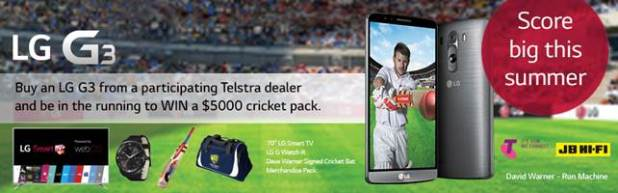 LG - Telstra