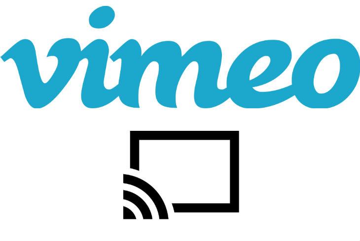 Vimeo Chromecast