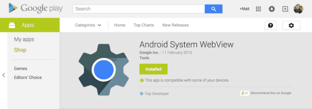 Google launches Android WebView beta channel for ...