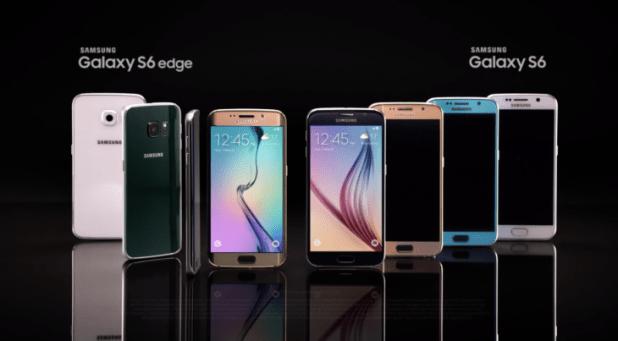 Galaxy S6 - Galaxy S6 Edge