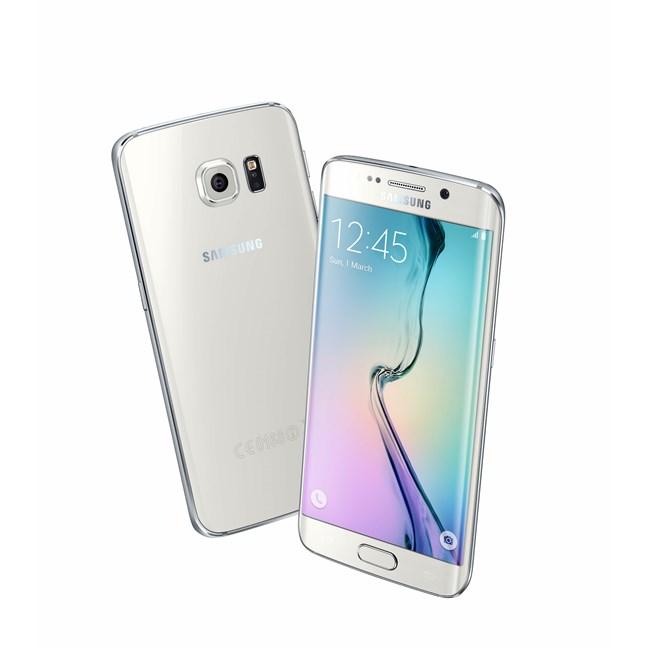Galaxy S6 Edge - White Pearl
