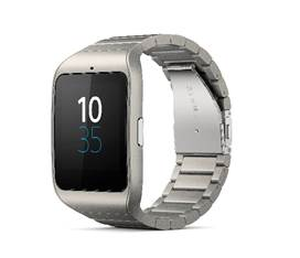 Sony Stainless Steel Smartwatch 3