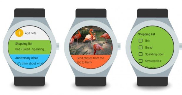 Android Wear - Keep on the Go