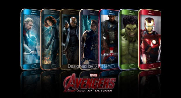 Avengers Themed Accessories - GS6