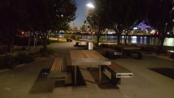 Galaxy S6 - Docklands at Night 3