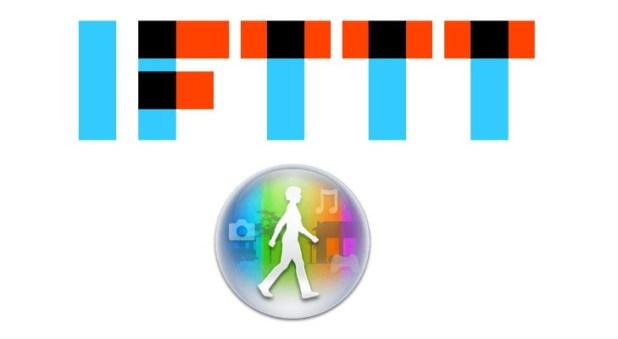IFTTT - Lifelog