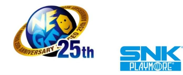 NeoGeo 25th Ann - SNK Playmore