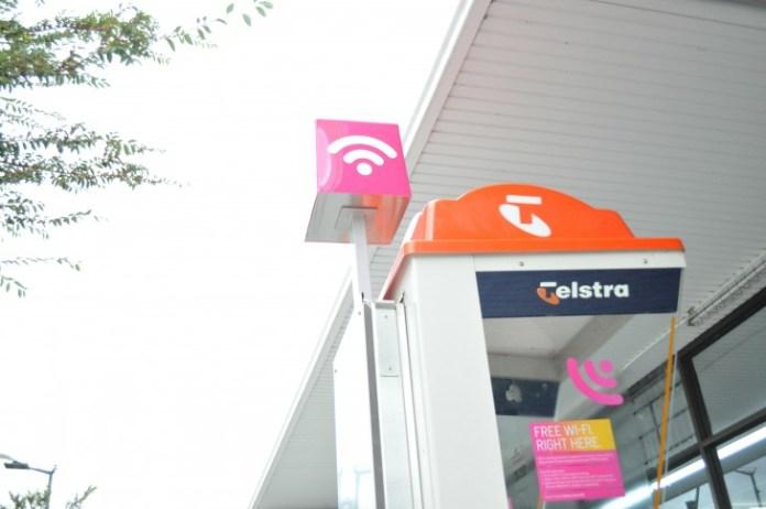 Telstra Wi-Fi Hotspot