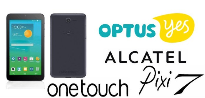 Alcatel One Touch Pixi7