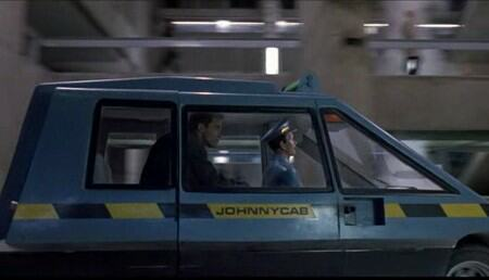 Johnny Cab - Total Recall