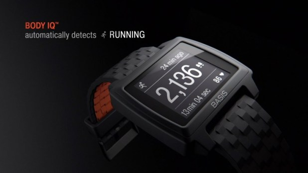 Basis adds Google Fit compatibility to their fitness tracker