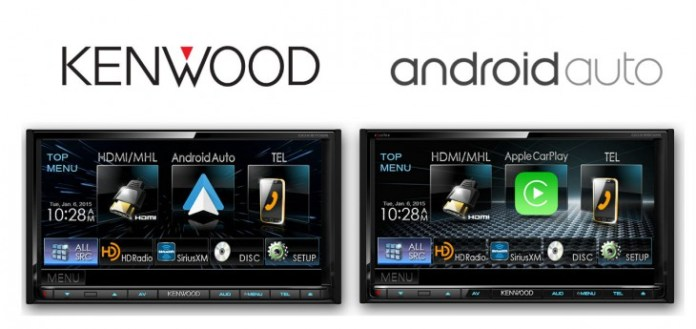 Kenwood Android Auto