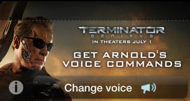 Terminator - Waze