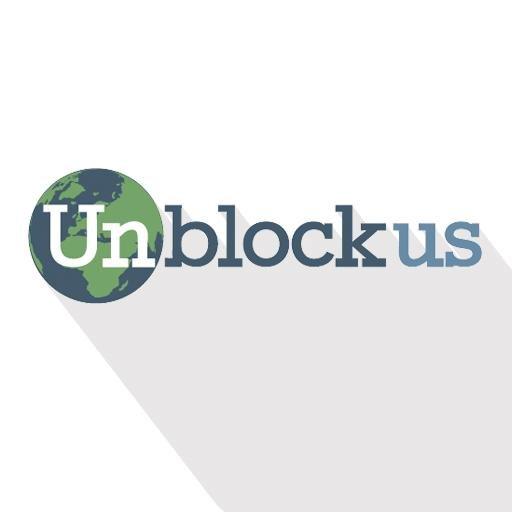 UnblockUS logo