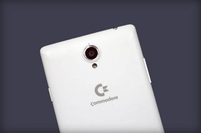 Commodore Phone